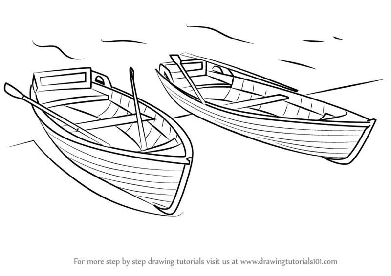how to draw a boat step by step how to draw a pirate ship by dawn dragoartcom to step by step a draw how boat