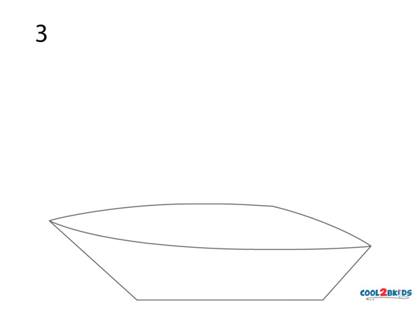 how to draw a boat step by step how to draw a sailboat step by step boats draw how by a step boat step to