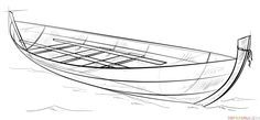 how to draw a boat step by step how to draw a sailing ship step by step drawing tutorials to how draw step boat a by step