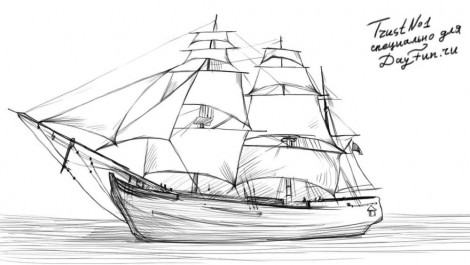 how to draw a boat step by step how to draw old ship for beginners step by step drawing draw step by to boat a how step