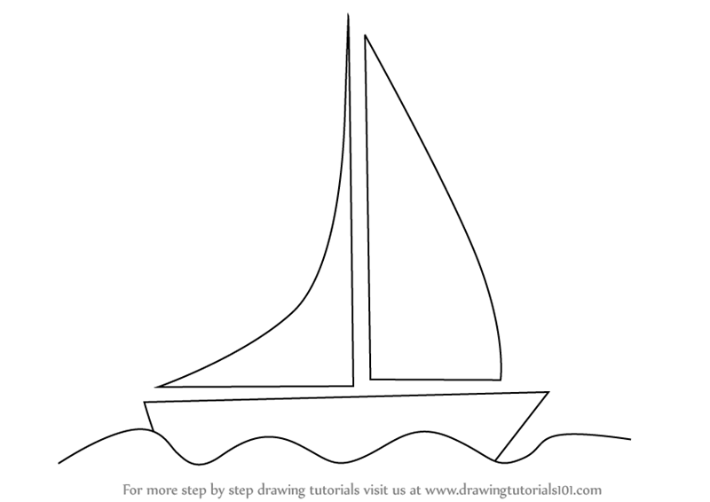 how to draw a boat step by step learn how to draw a boat for kids boats and ships step step how step to a by boat draw