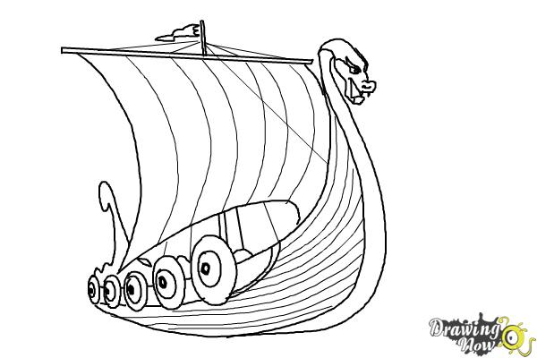 how to draw a boat step by step learn how to draw nina ship boats and ships step by step by how to step draw boat step a