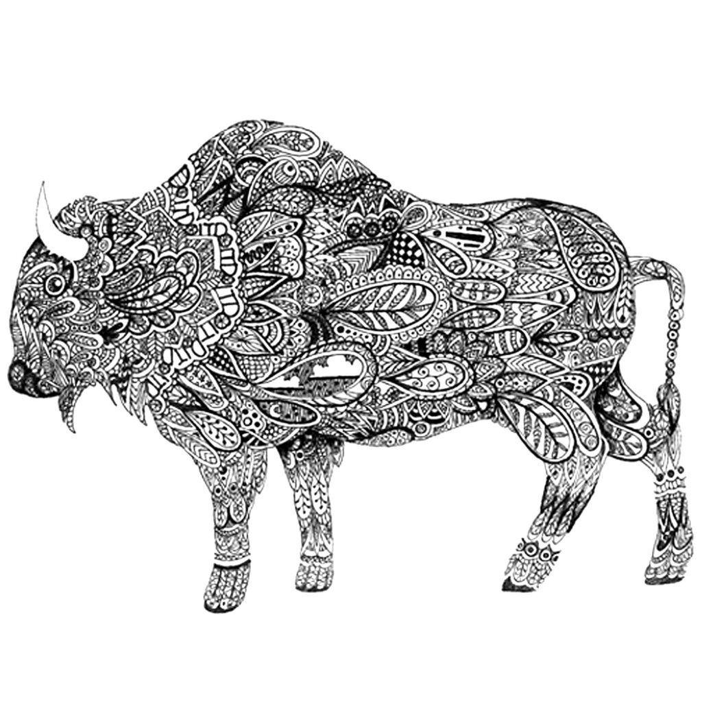 how to draw a buffalo draw buffalo bison step by step drawing sheets added buffalo to a draw how