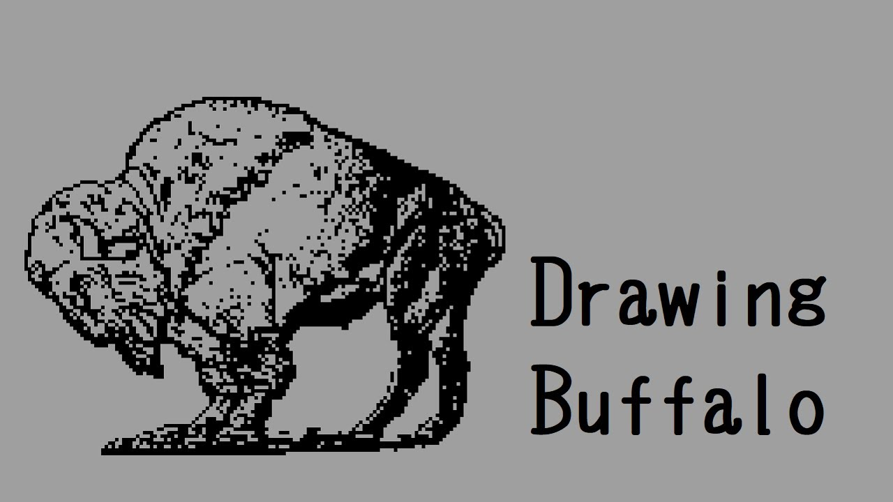 how to draw a buffalo step by step how to draw an african buffalo draw to buffalo how a