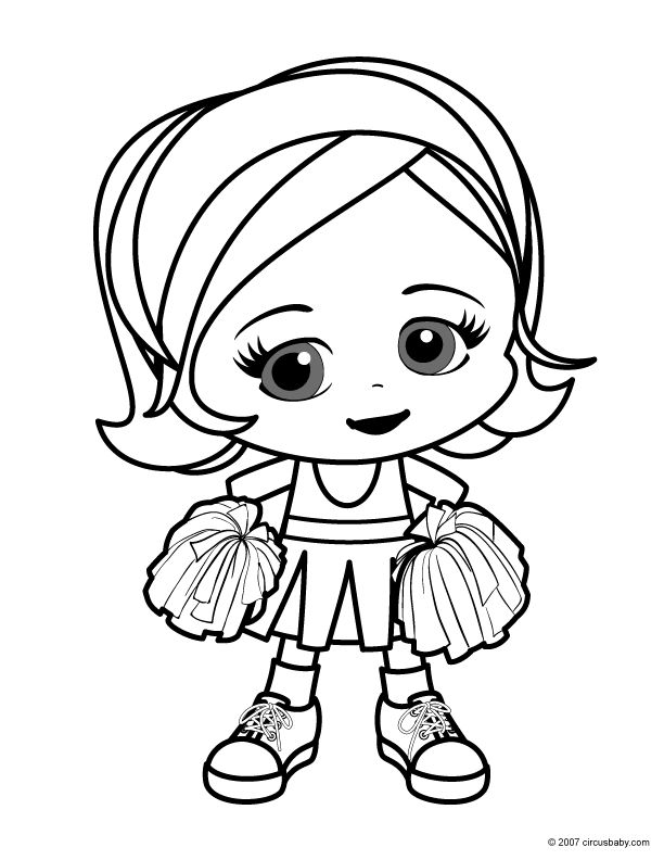 how to draw a cheerleader cheerleader drawing at getdrawings free download to draw how cheerleader a