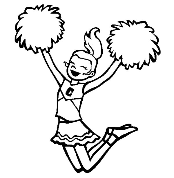 how to draw a cheerleader the best free cheerleader drawing images download from draw to cheerleader how a