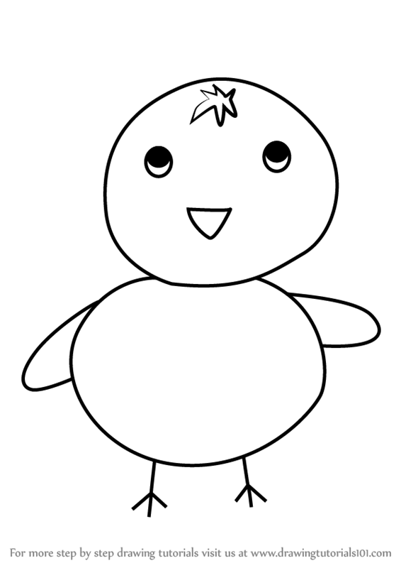 how to draw a chick how to draw a cute chicken in a few easy steps easy to chick draw how a