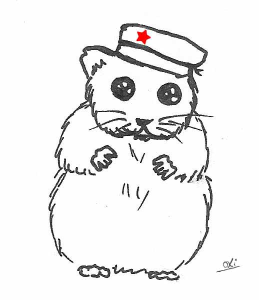 how to draw a dwarf hamster hamster drawing at getdrawings free download to a how draw dwarf hamster