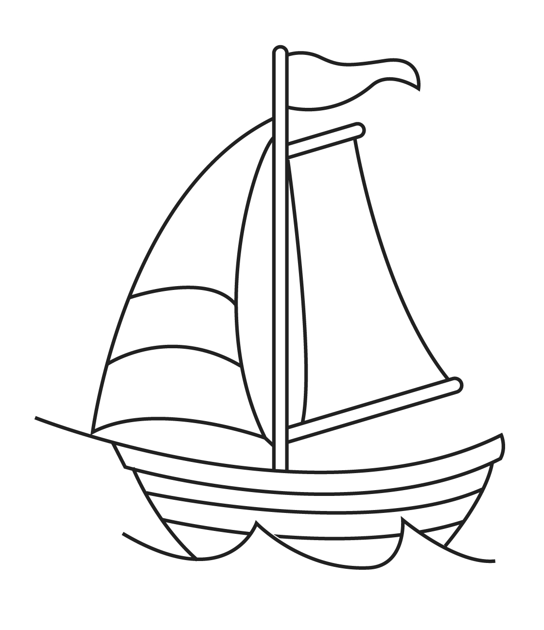 how to draw a fishing boat step by step black and white sailboat clipart clipground a boat by draw step to how fishing step