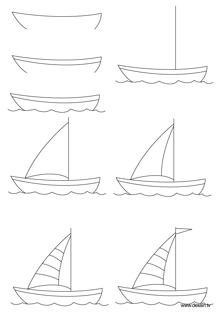 how to draw a fishing boat step by step ship in perspective perspective for artists boat boat by to draw a step fishing step how