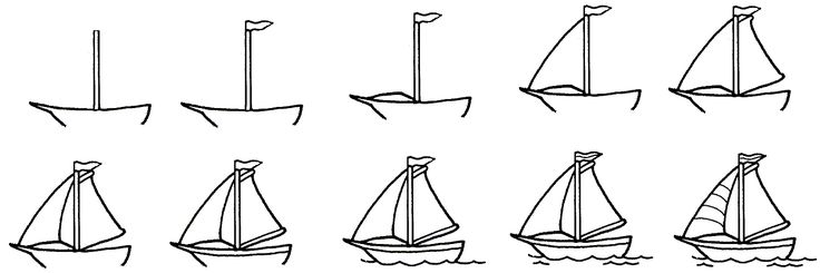 how to draw a fishing boat step by step step by step how to draw a fishing boat how to draw a fishing to step boat draw step a by how