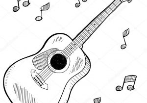 how to draw a guitar how to draw a dean razorback electric guitar step 5 how draw a to guitar