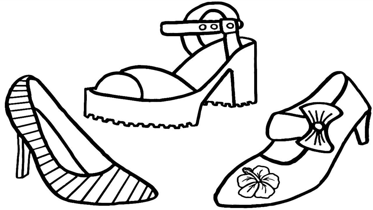 how to draw a heel step by step heels drawing free download on clipartmag by step heel step how draw a to