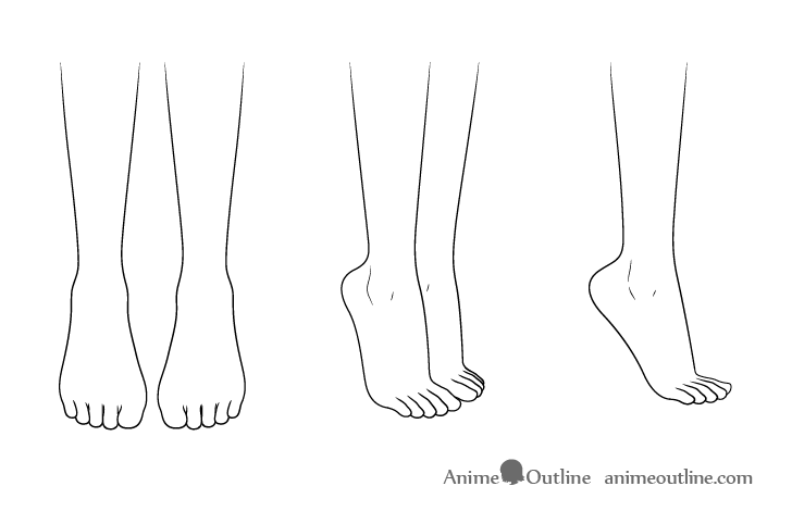 how to draw a heel step by step how to draw anime shoes step by step animeoutline draw to step a step heel how by