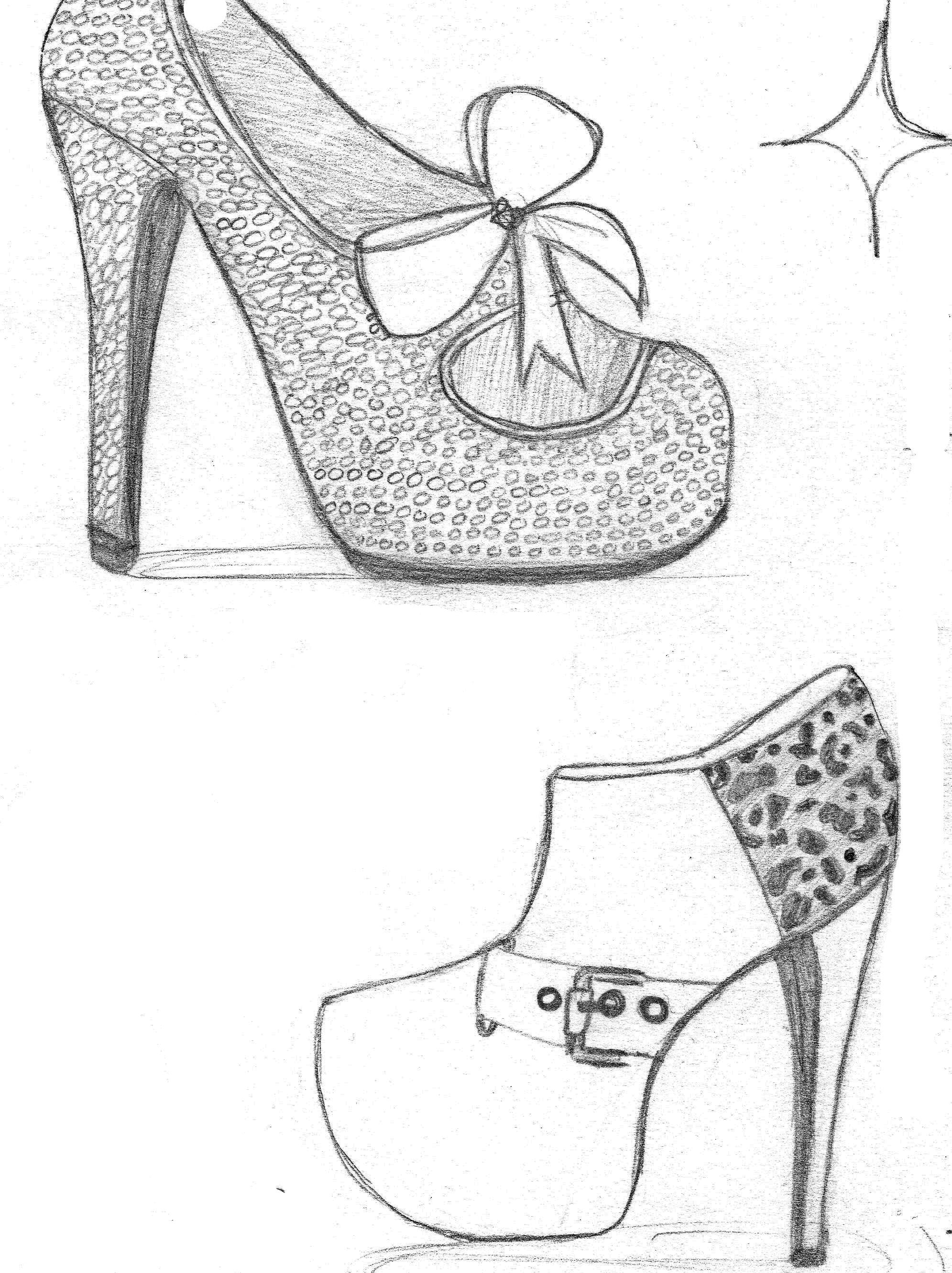how to draw a high heel step by step high heel drawing at getdrawings free download a how step high to heel draw step by