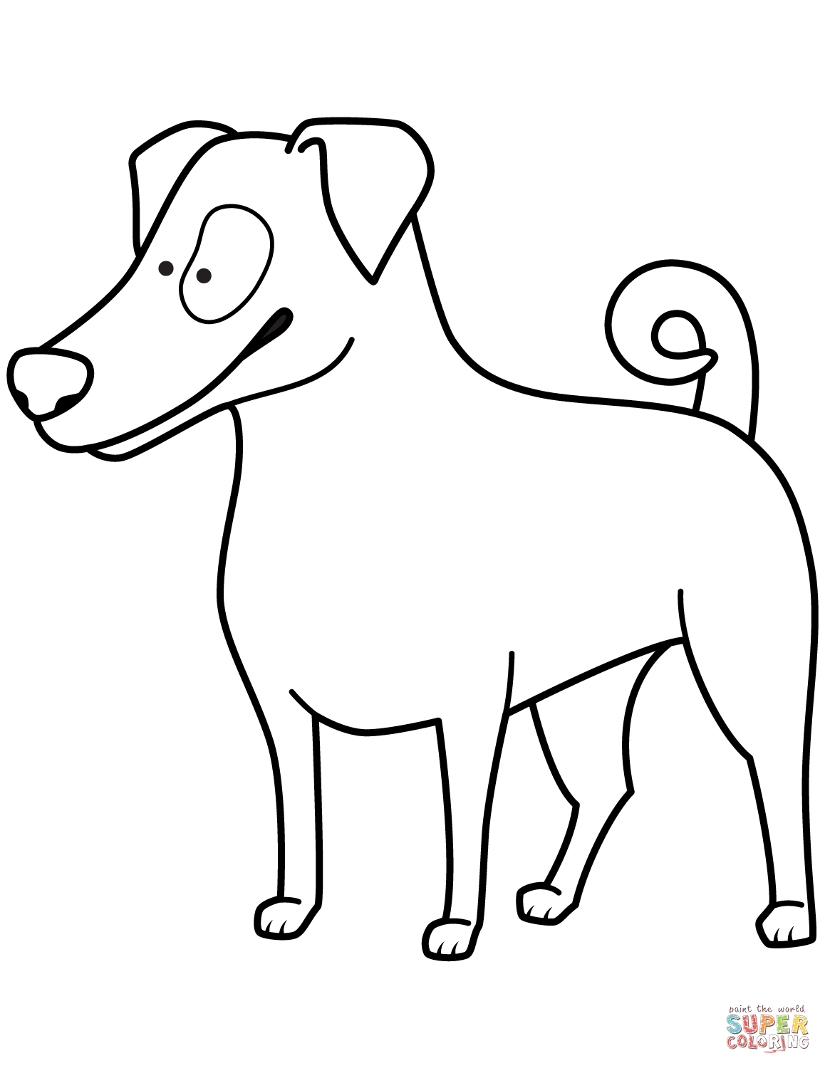 how to draw a jack russell terrier how to draw a jack russell terrier how a russell to draw jack terrier