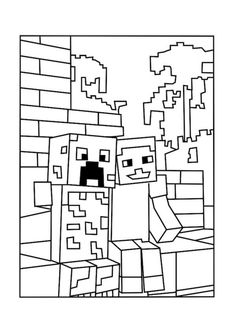 how to draw a minecraft pig alex from minecraft coloring minecraft coloring pages to minecraft how draw a pig