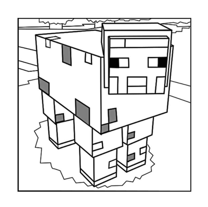 how to draw a minecraft pig how to draw pig minecraft draw to a how minecraft pig