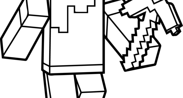 how to draw a minecraft pig stampy cat coloring page youngandtaecom in 2020 to draw pig how minecraft a