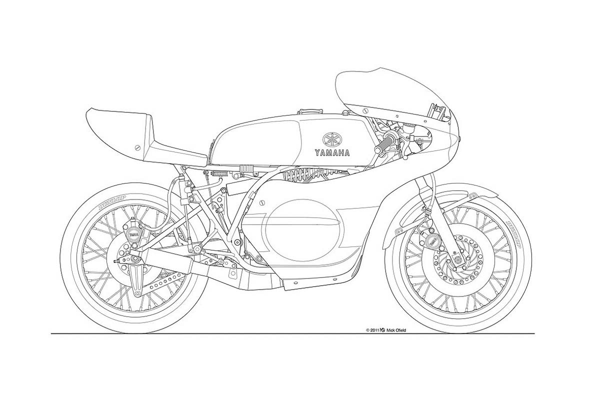 how to draw a motorcycle photos some classic motorcycle line art drawings a to motorcycle draw how 1 1