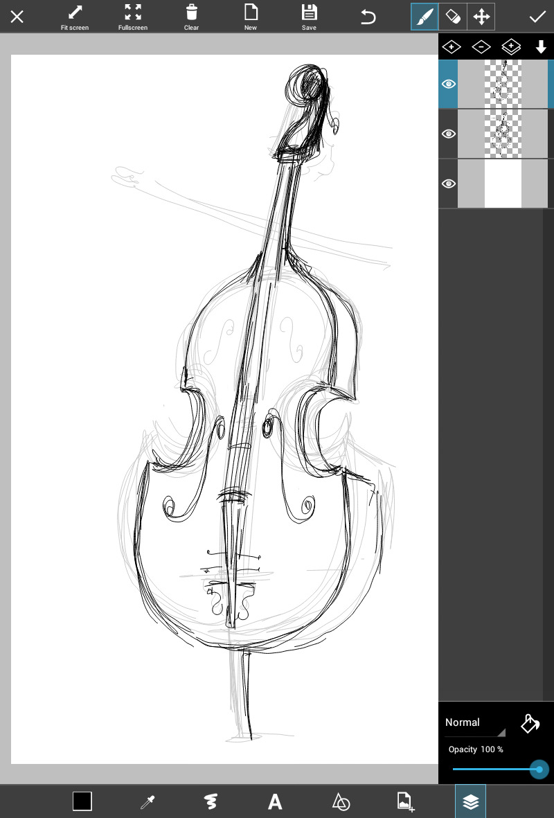 how to draw a musical instrument 9 easy steps to draw a musical instrument using picsart musical instrument to how draw a