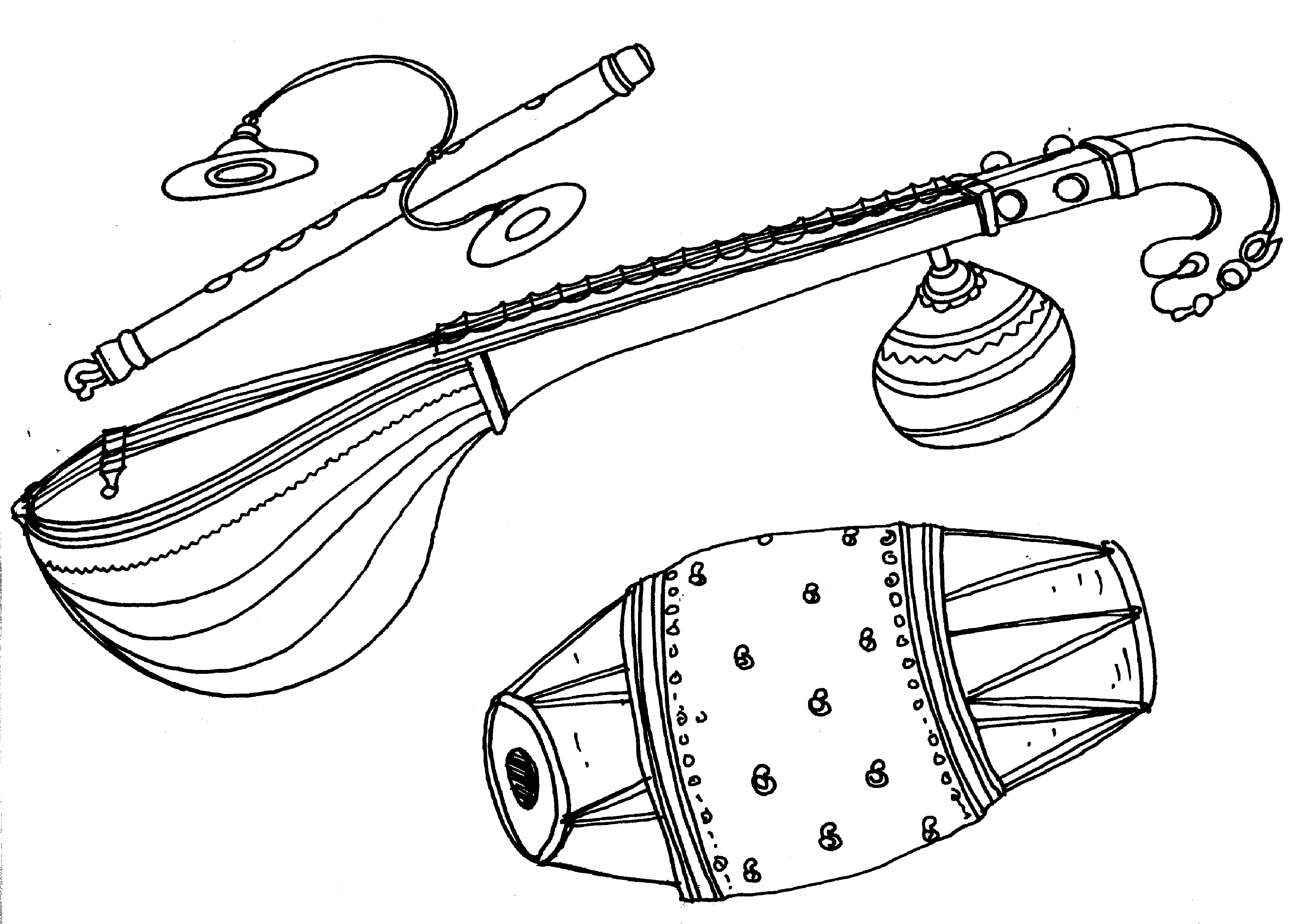 how to draw a musical instrument free musical instruments drawings download free clip art musical instrument draw a how to