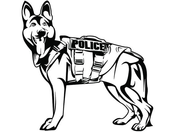 how to draw a police dog how to draw worksheets for the young artist how to draw a how dog a draw police to