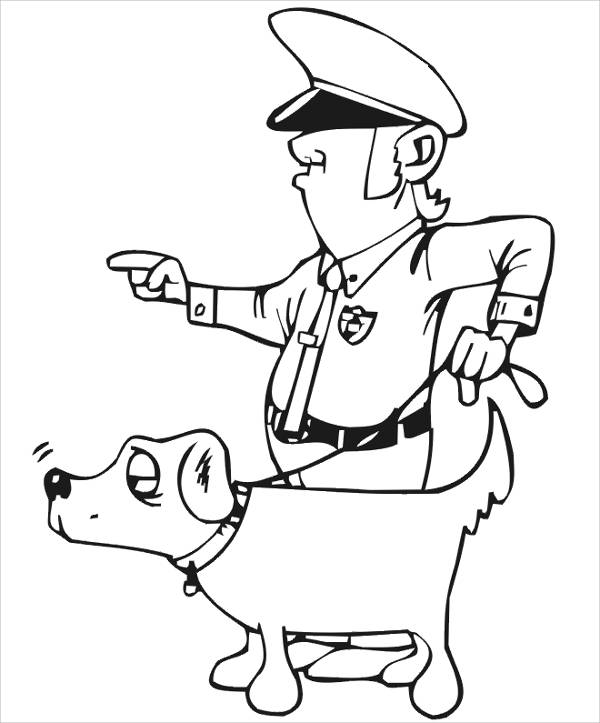 how to draw a police dog k9 police charcoal pencil and ink drawings pinterest to dog draw police a how