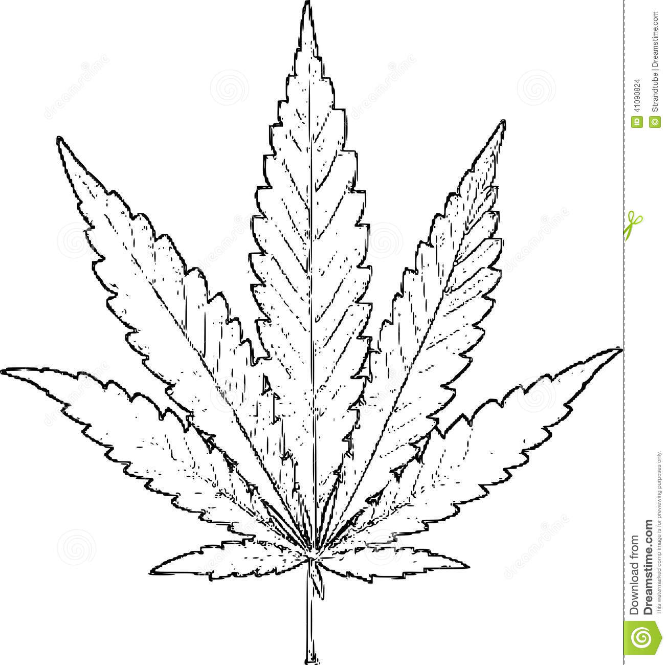 how to draw a pot leaf step by step easy leaf drawing outline at getdrawings free download a easy pot step leaf by draw how to step