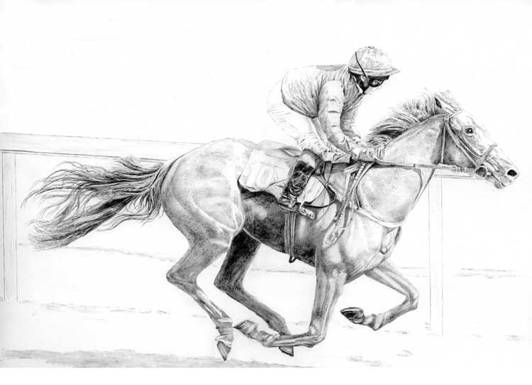 how to draw a realistic horse jumping free show jumping lineart by silviasdesires on deviantart a realistic horse draw to how jumping