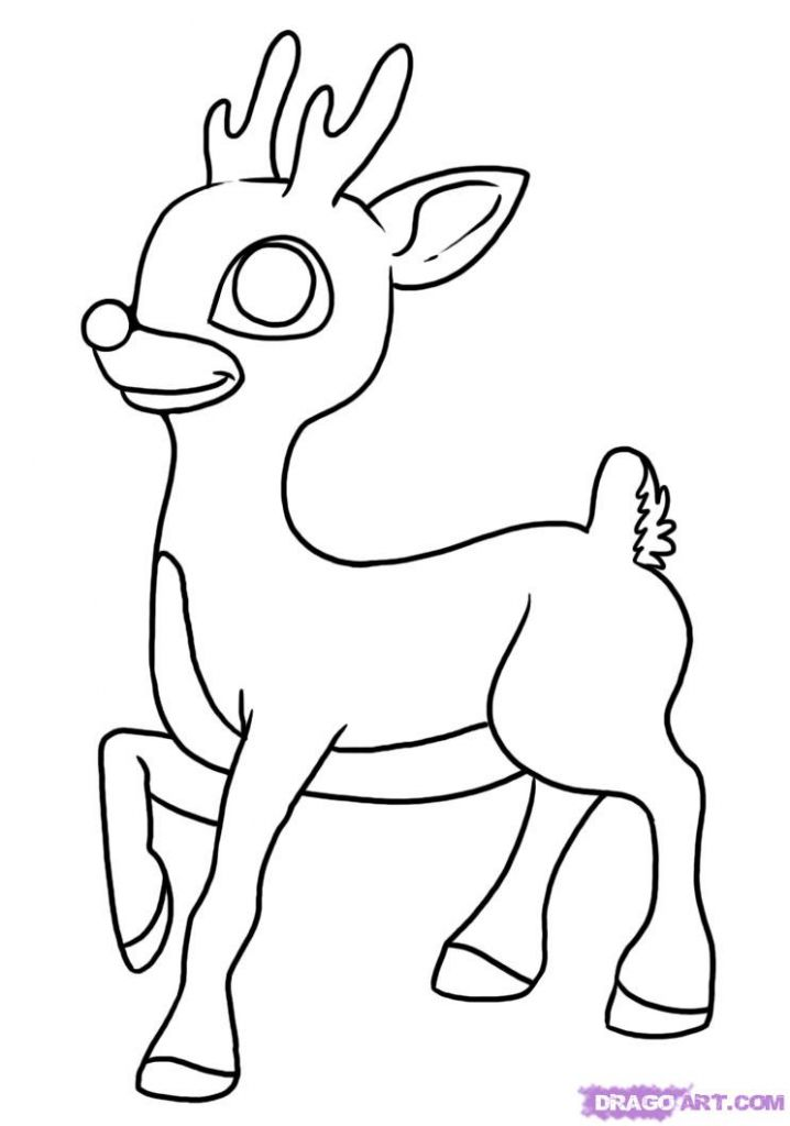 how to draw a reindeer face how to draw a reindeer how face to a reindeer draw