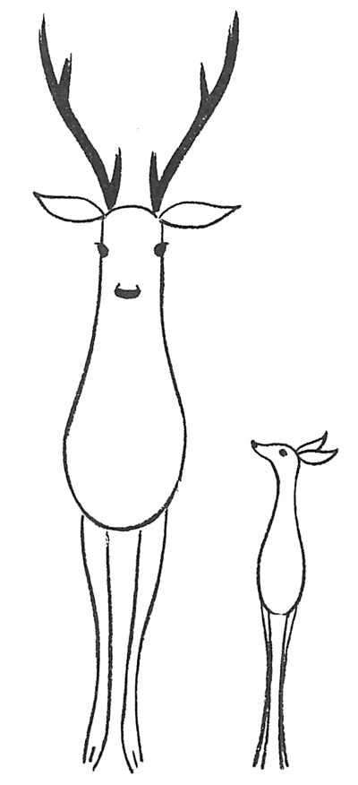 how to draw a reindeer face how to draw rudolph the red nosed reindeer drawingforallnet to draw face reindeer a how
