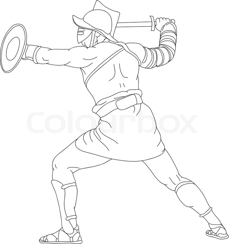 how to draw a roman gladiator coloring gladiator picture how draw roman gladiator to a
