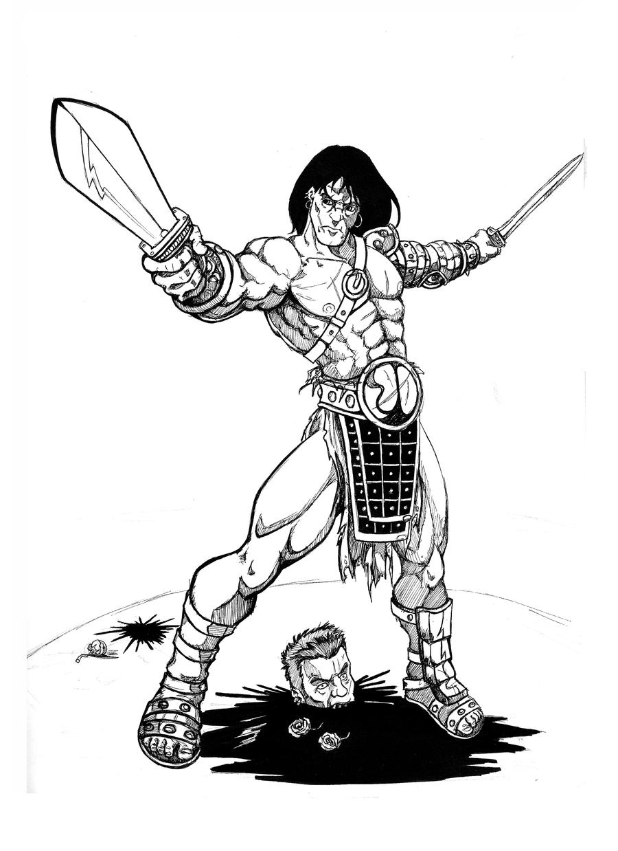 how to draw a roman gladiator gladiator drawing at getdrawings free download how draw gladiator roman a to