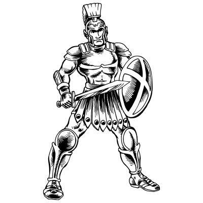 how to draw a roman gladiator roman soldier coloring page google search roman how gladiator roman a to draw
