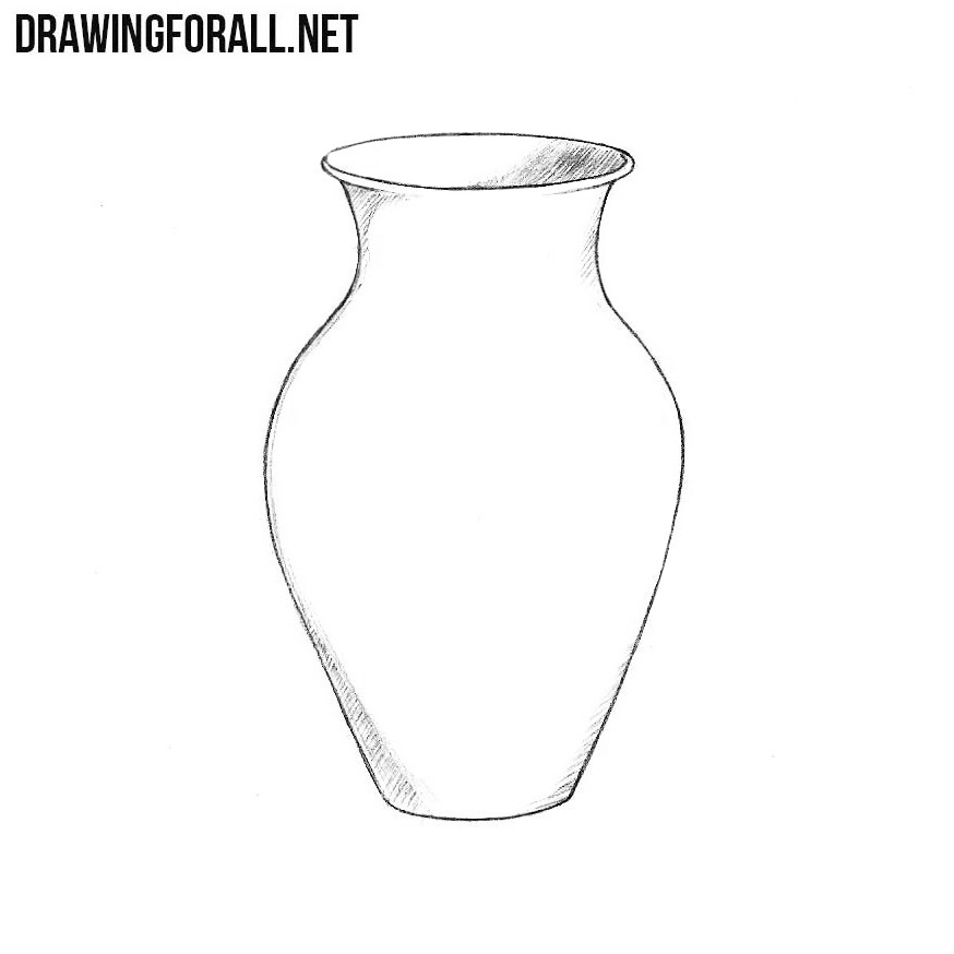 how to draw a vase with flowers step by step flower vase sketch by mysticaldreams18 on deviantart vase with to step how a step by draw flowers