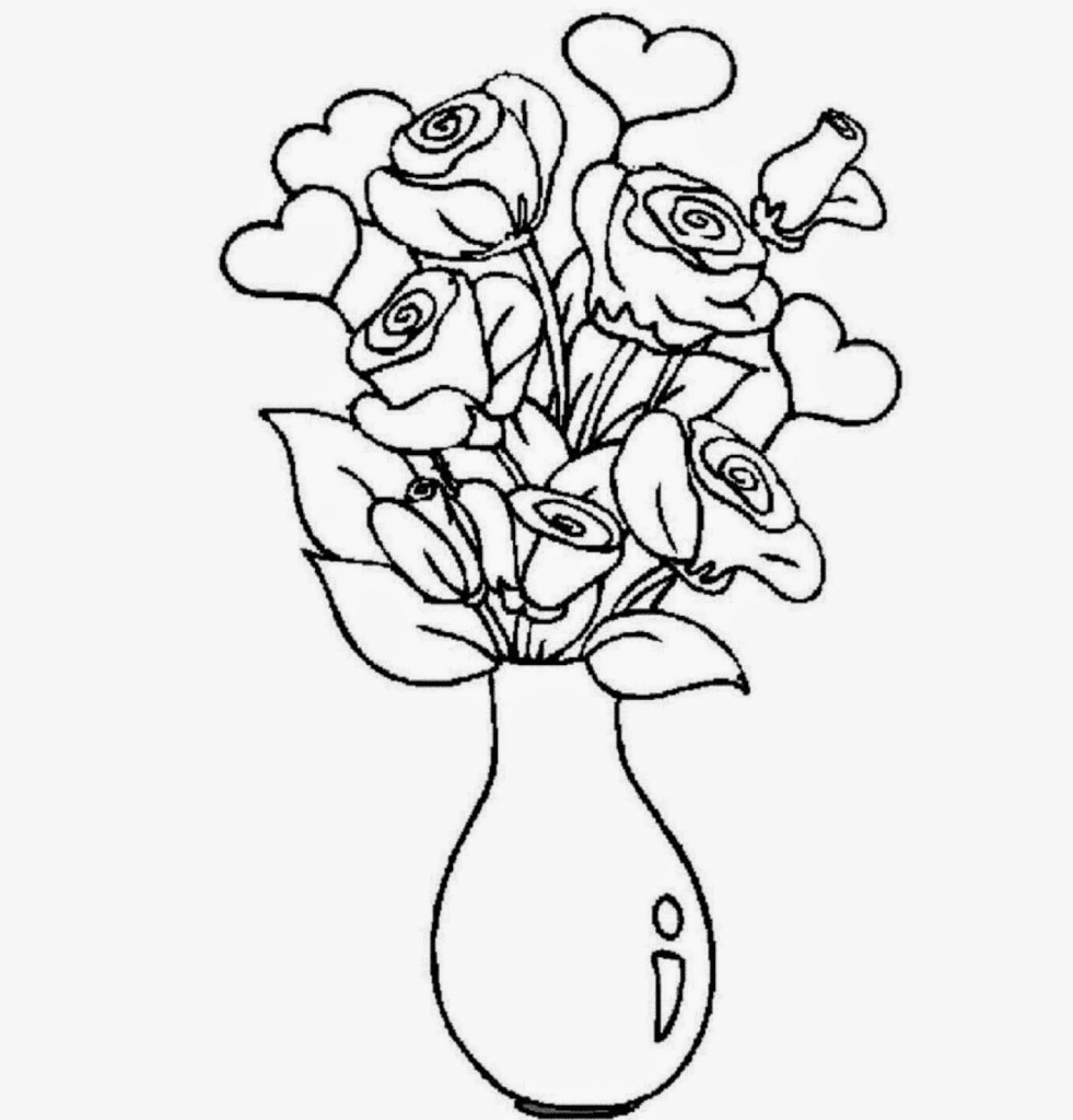 how to draw a vase with flowers step by step how to draw a vase step by step arcmelcom with step a step how draw to flowers by vase