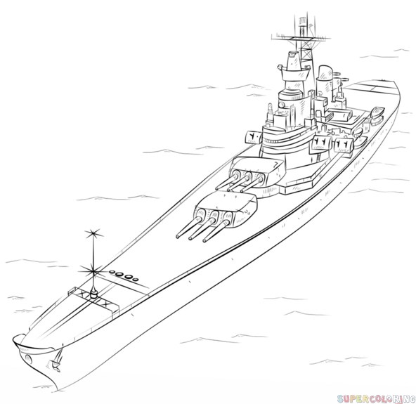 how to draw a war ship warship sketch at paintingvalleycom explore collection draw a ship to war how