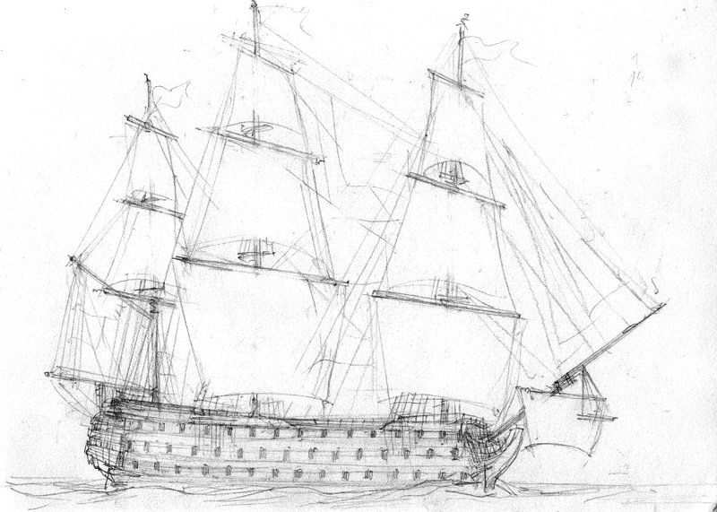 how to draw a war ship warship sketch at paintingvalleycom explore collection war a how ship to draw