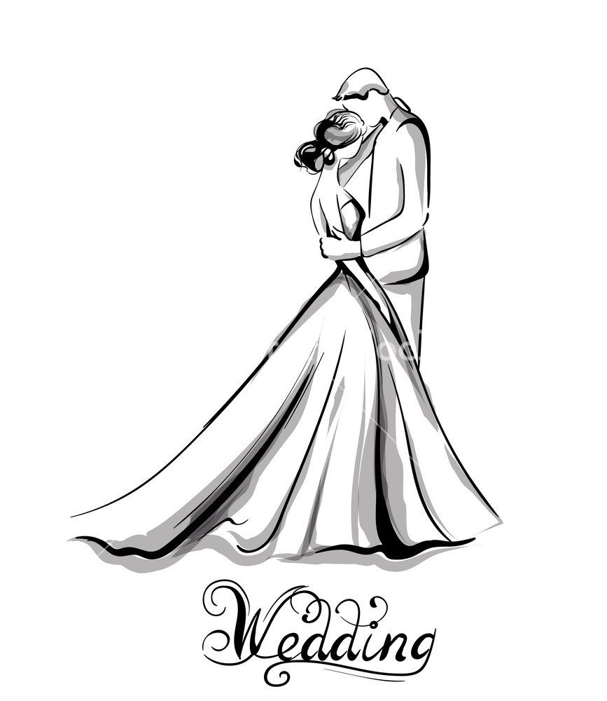 how to draw a wedding couple free digi images for card making free digi stamp wedding couple how to draw a