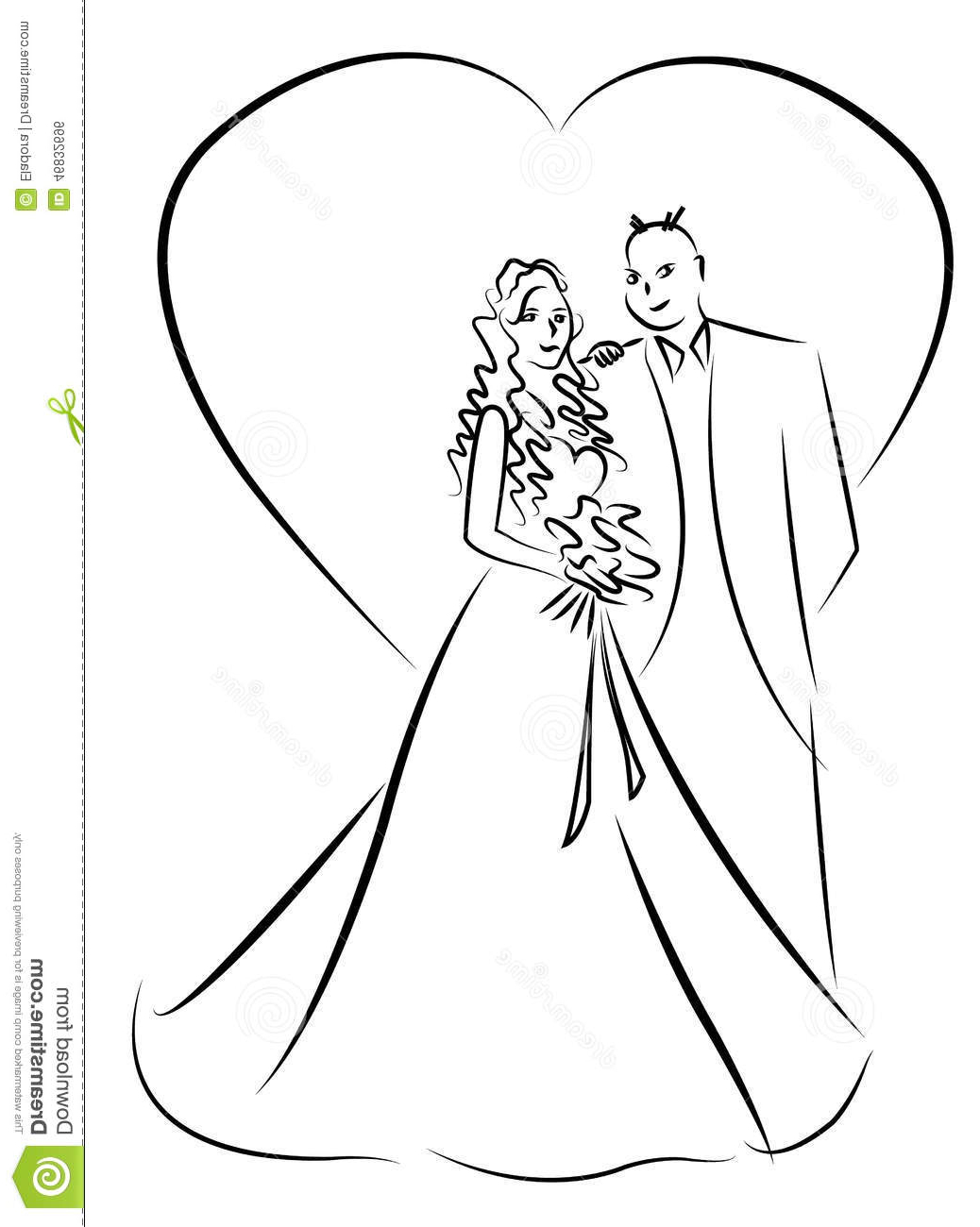 how to draw a wedding couple pencil drawing of wedding couple pencil sketch portraits how couple wedding draw to a