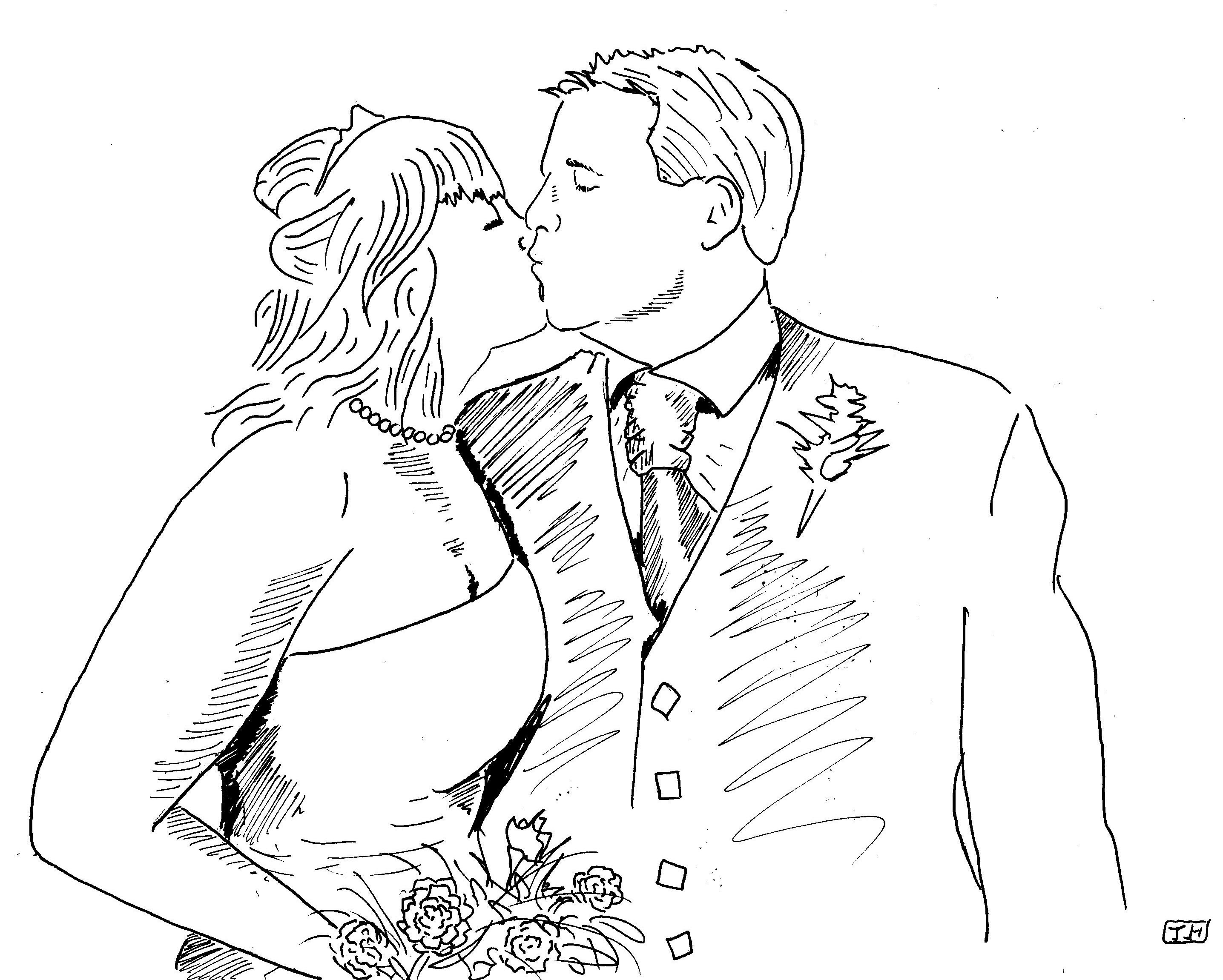 how to draw a wedding couple pencil drawing of wedding couple pencil sketch portraits to draw couple how wedding a