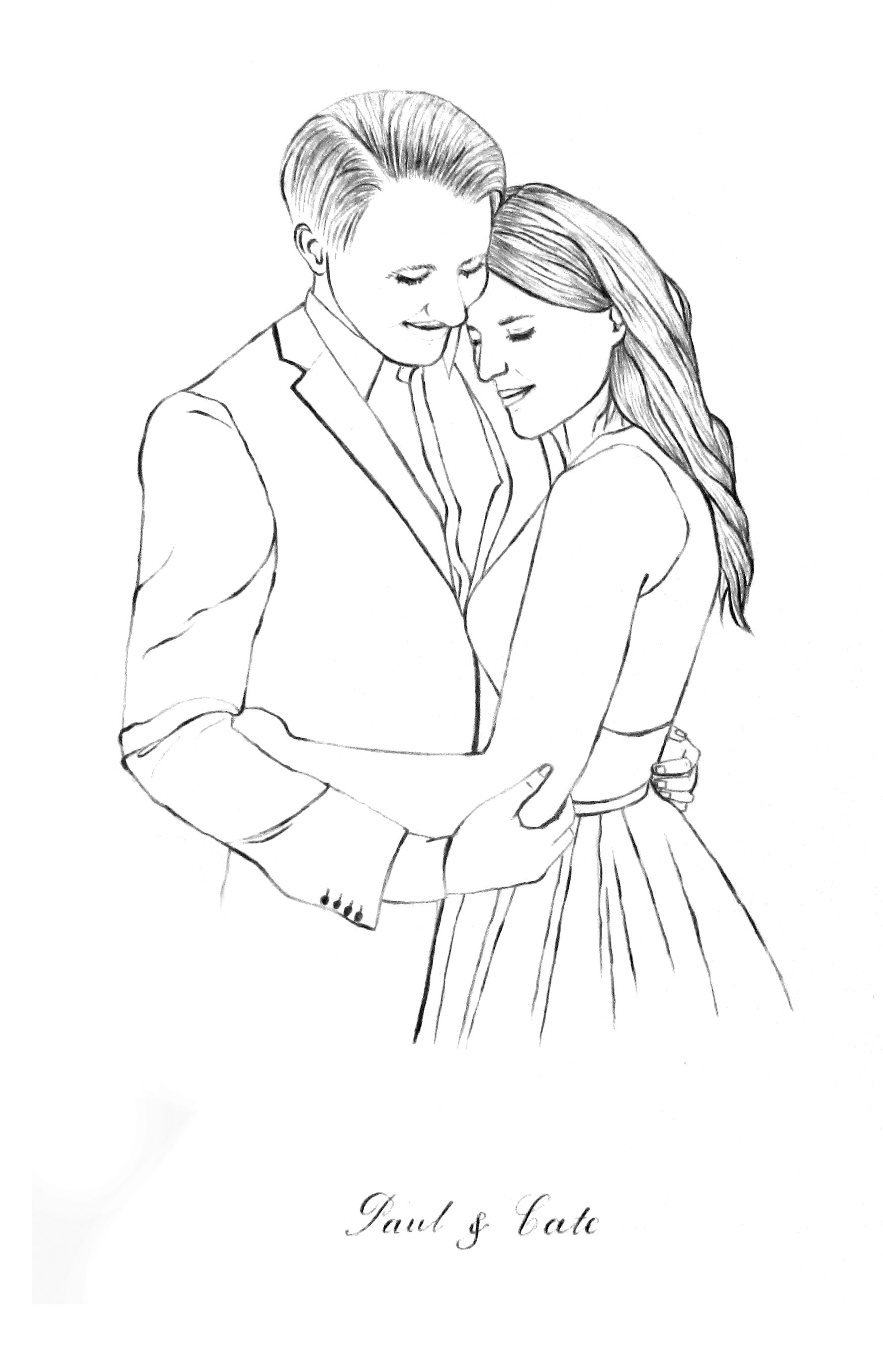 how to draw a wedding couple wedding couple drawing at getdrawings free download draw how to couple a wedding