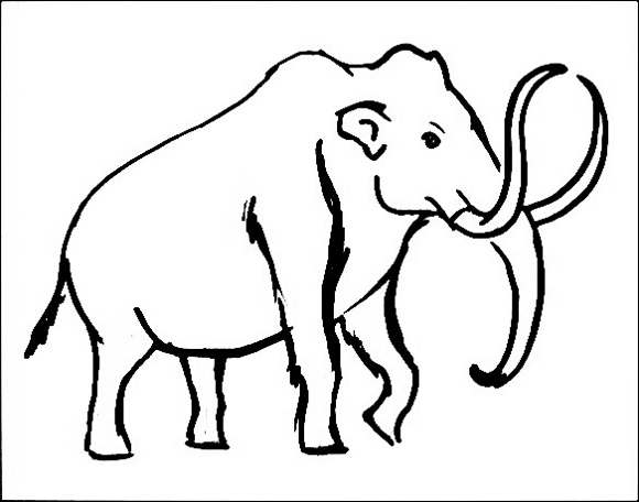 how to draw a woolly mammoth step by step how to draw a woolly mammoth step by step drawing tutorials to how by a step mammoth woolly step draw