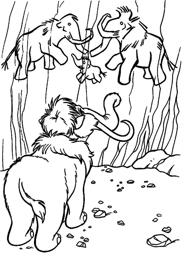 how to draw a woolly mammoth step by step picture of kangaroo Раскраски in 2019 drawings art to step draw by woolly how a mammoth step
