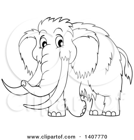 how to draw a woolly mammoth step by step woolly mammoth drawing at getdrawings free download by a step how mammoth to woolly draw step