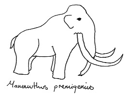 how to draw a woolly mammoth step by step woolly mammoth drawing at getdrawings free download step how to step by mammoth draw a woolly