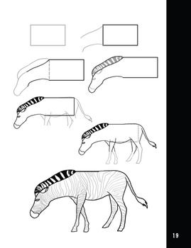 how to draw a zebra step by step how to draw a zebra step by step tutorial how step draw zebra by to a step