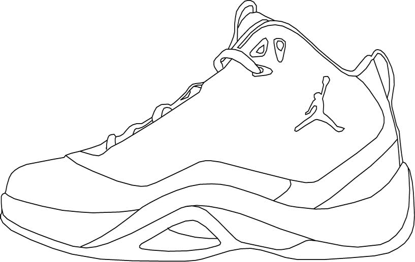how to draw air air jordans drawing at getdrawings free download air how draw to