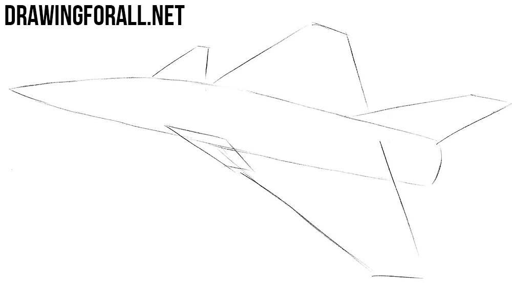 how to draw air how to draw a fighter jet drawingforallnet air how draw to